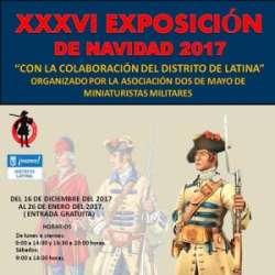 XXXVI Exposición de Navidad 2017.